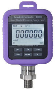 HS108数字压力计